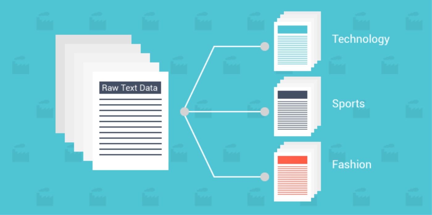 Text classification - simple way to organize your data | Kraken